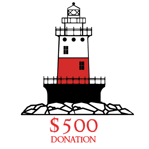 $500 Donation: Ensign