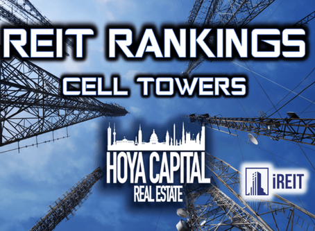 Cell Tower REITs: Stay-At-Home Winners