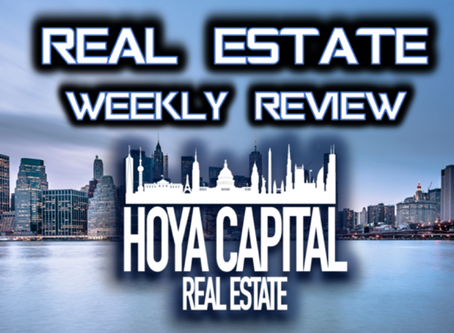 Real Estate Weekly Review: Worst Week For REITs Of 2019, But Housing Outlook Strengthens