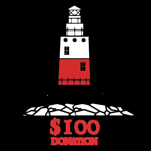 $100 Donation: Friend