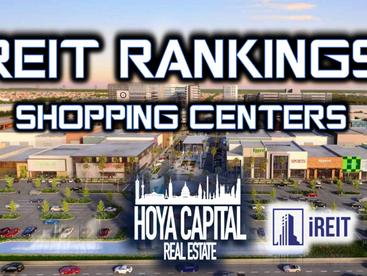 Shopping Center REITs: No Longer A Bargain
