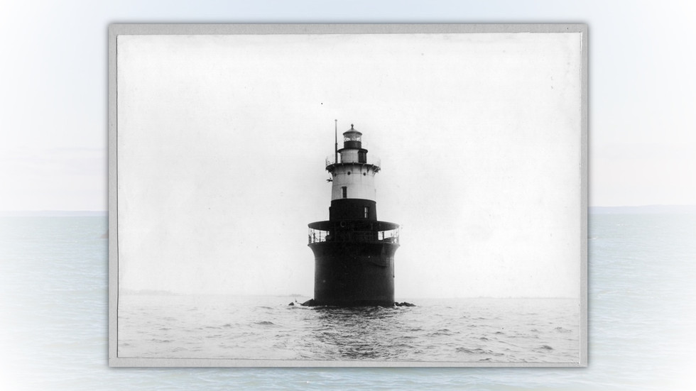 Greens Ledge Light History