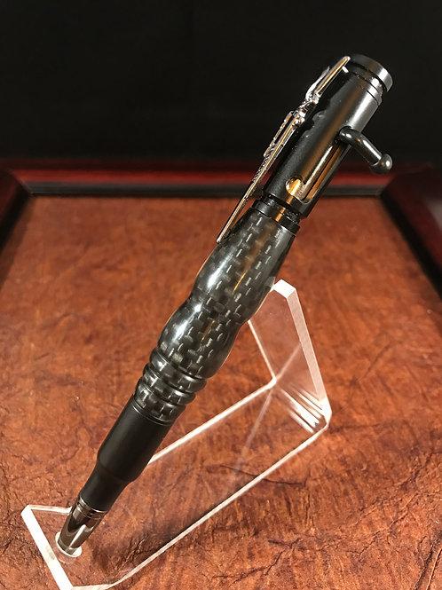 Carbon Fiber Bolt Action Pen