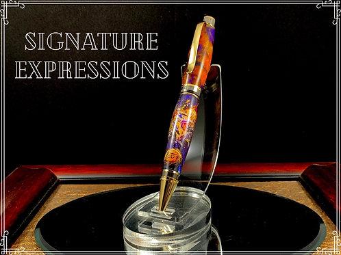 Custom Themed pen for Senior Gift