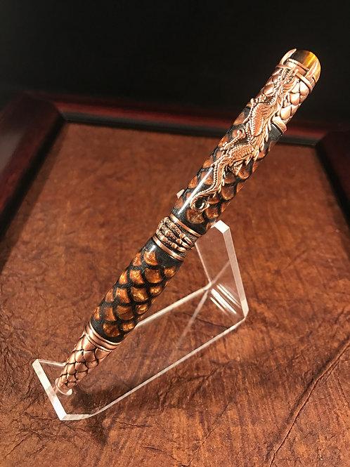 Copper Dragon w/ Scales