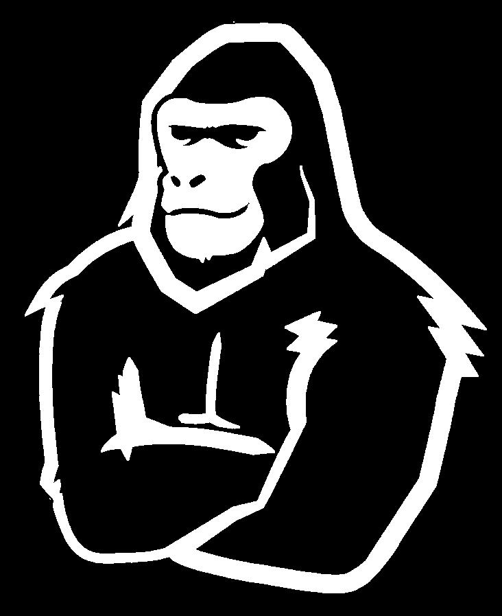 Gorilla BBQ Berlin Menü