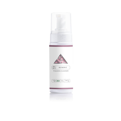Remove- Foaming Cleanser