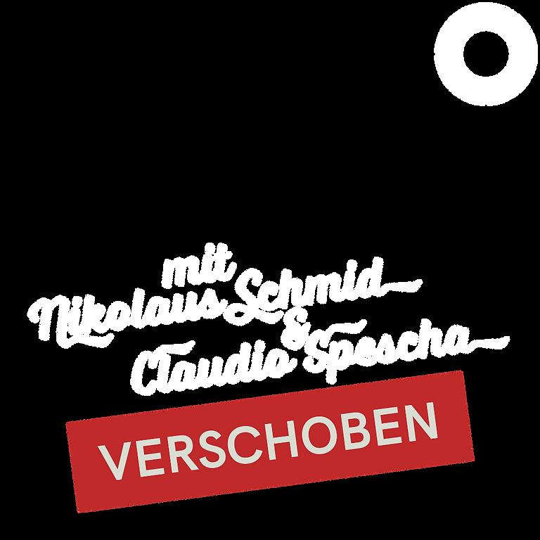 Schmid & Spescha lesen Tuor