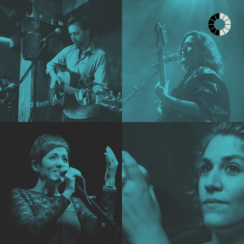 Vier Musiker*innen - Vier Sprachen