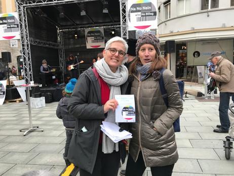 Susanna Fanzun & Ella Steiner