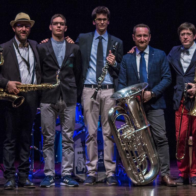 Brass & Melgasch Band