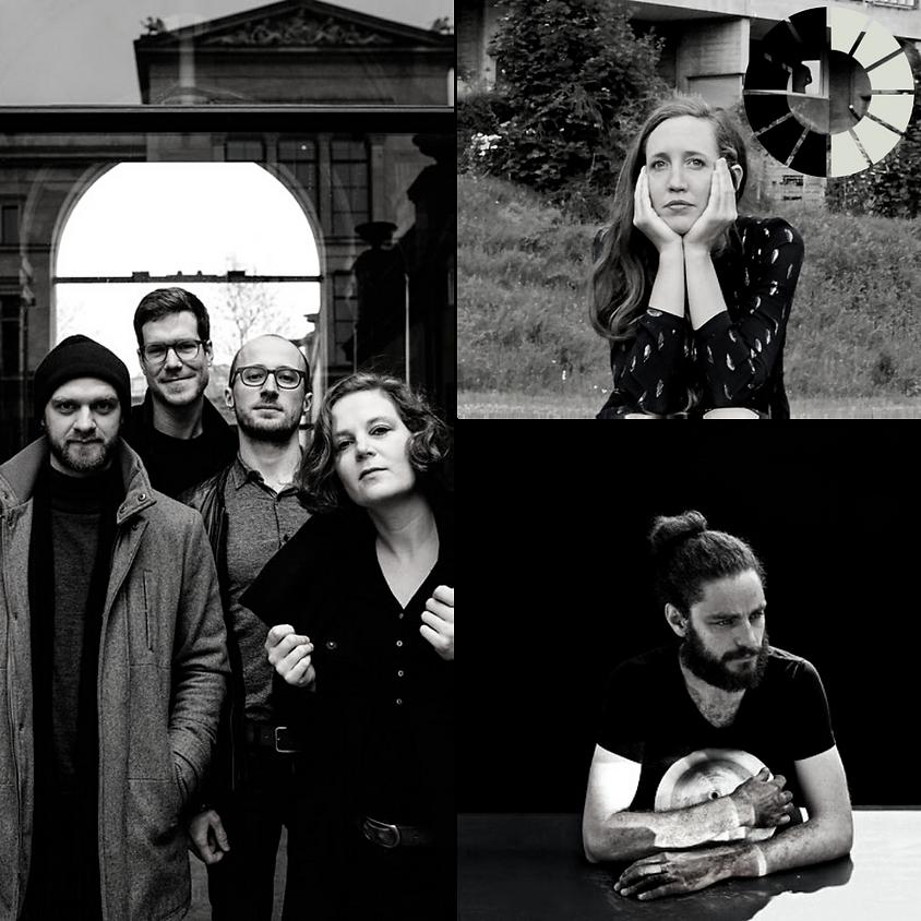 Eva Klesse Quartett (D) / Schuler - Stocker (CH)