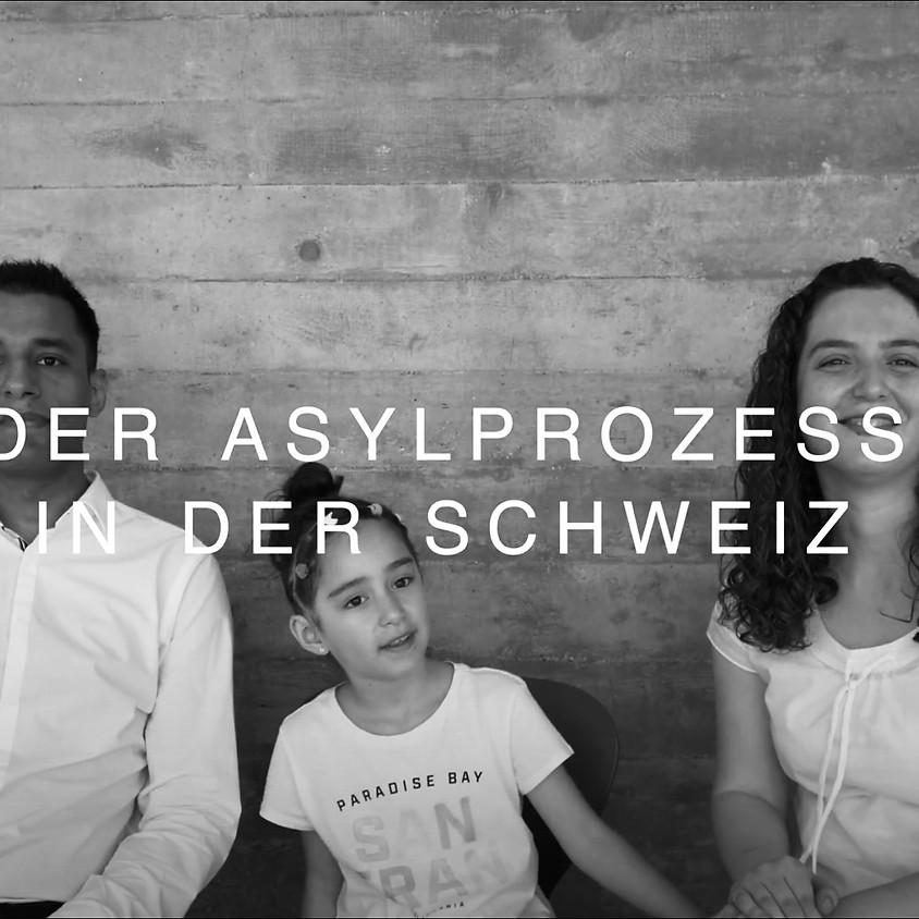 FILM - Der Asylprozess in der Schweiz