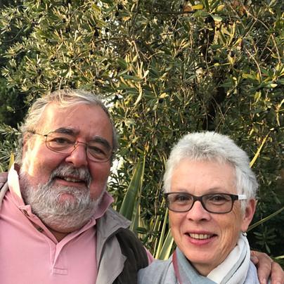 Ihre Gastgeber Pierre & Hildegard