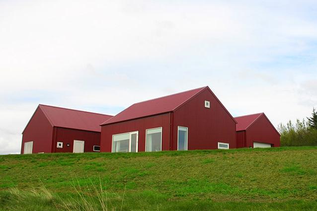 Stafholt Residence