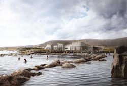 Seaweed Baths and Hotel