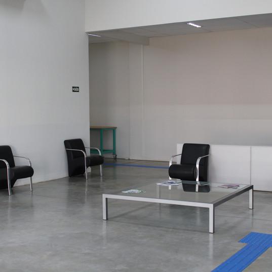 Recepção Campus II