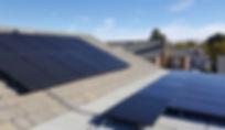 solar installaton