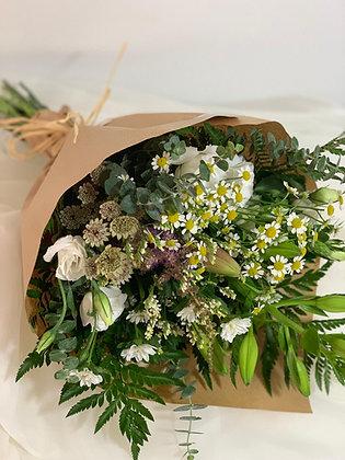 Arranjo com flores frescas 'Raíz'/ M