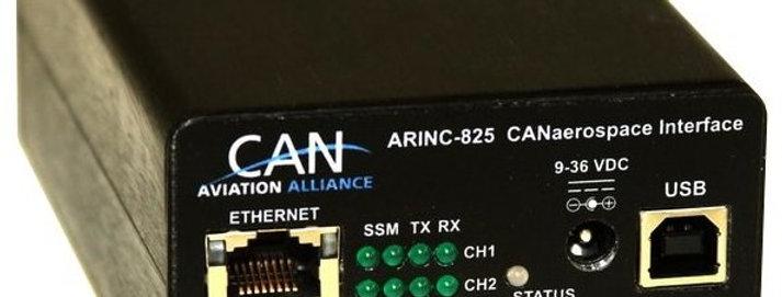 ARINC-825 CANaerospace Interface (CANflight)