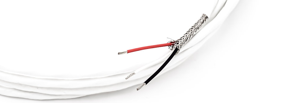 Aviation Wire TEFZEL AWG22 three-wire shielded