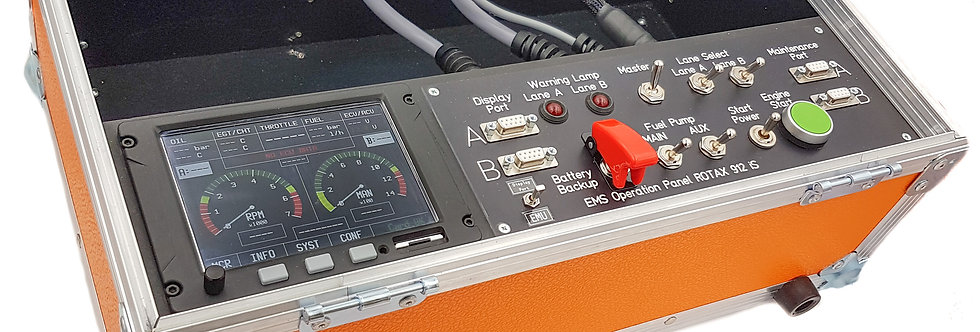 Rotax iS Portable Test Bench