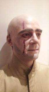 Ernst-Siegfried-Blofeld-Makeup