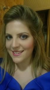 engagment party makeup