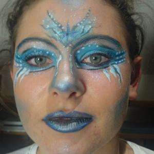Frozen-Makeup