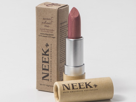 PRESERVATIVE FREE LIPSTICK FOR EVERDAY WEAR