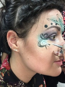 Gothic-Faceart