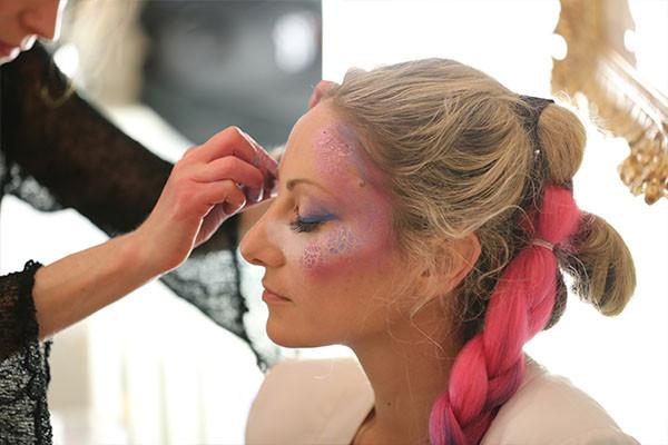 Fantasy-Makeup