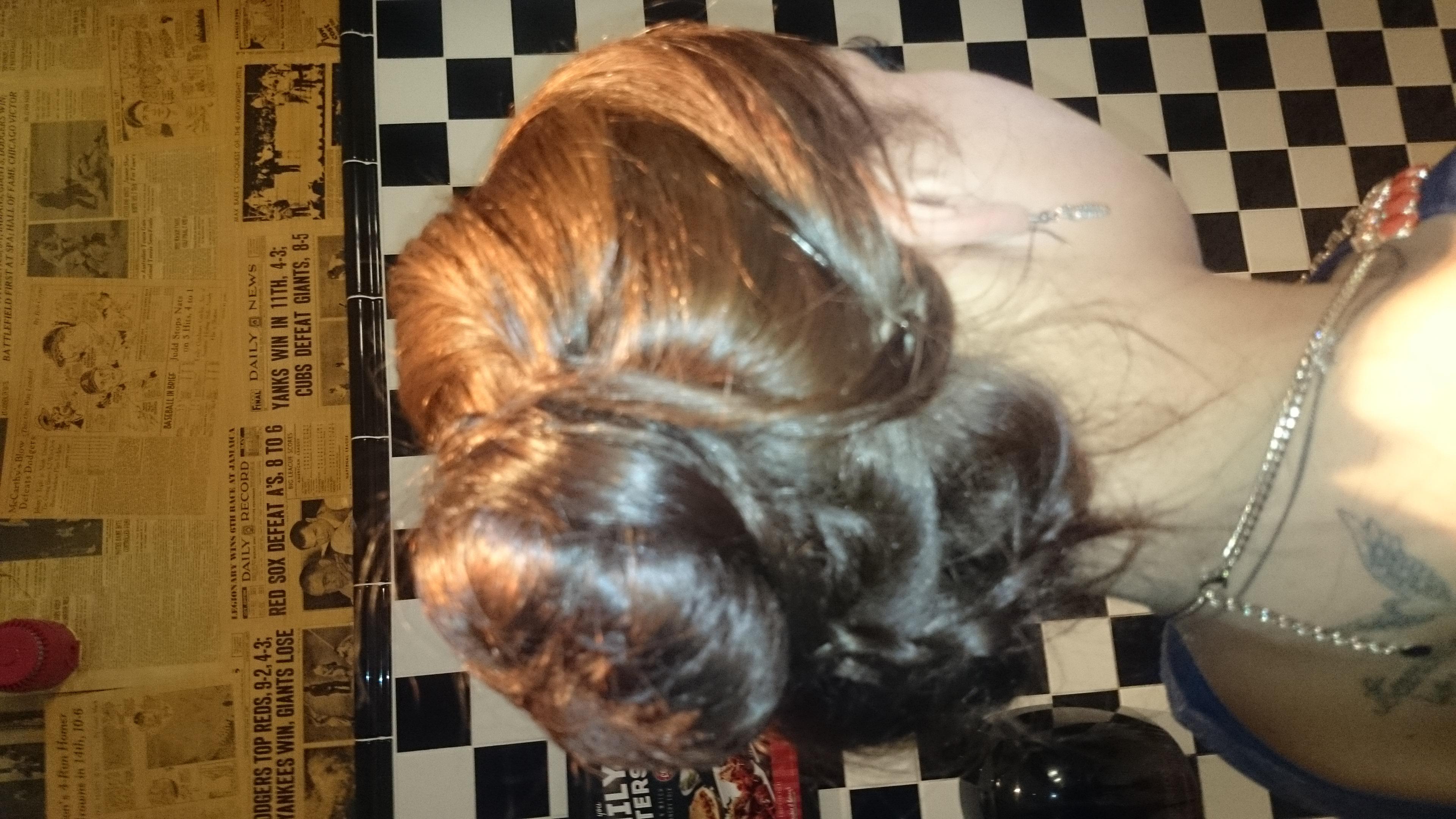 Hair-Bun
