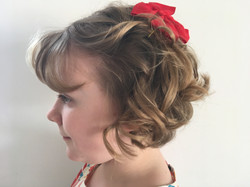Kids-Hairstyling