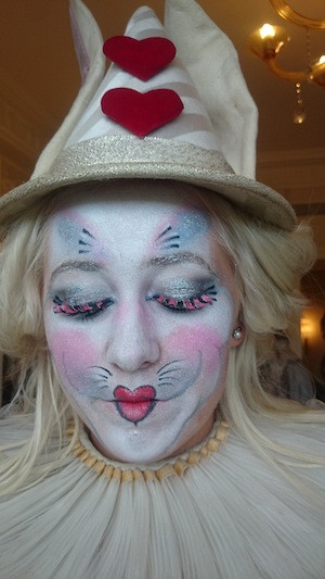 Rabbit-Makeup