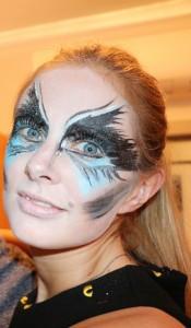 Butterfly-Makeup