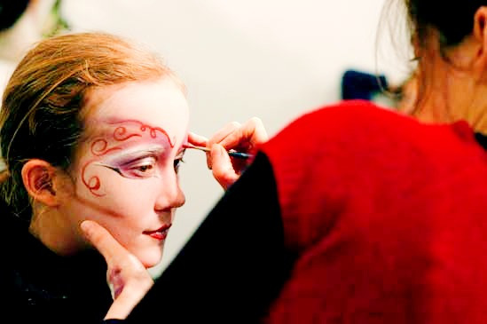 Performance-Makeup