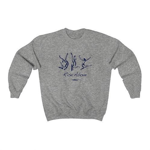 Rise Above Unisex Heavy Blend™ Crewneck Sweatshirt