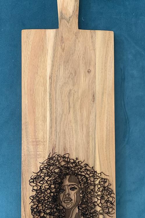Coco charcuterie board
