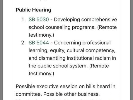 Keep Current With Legislative Bills