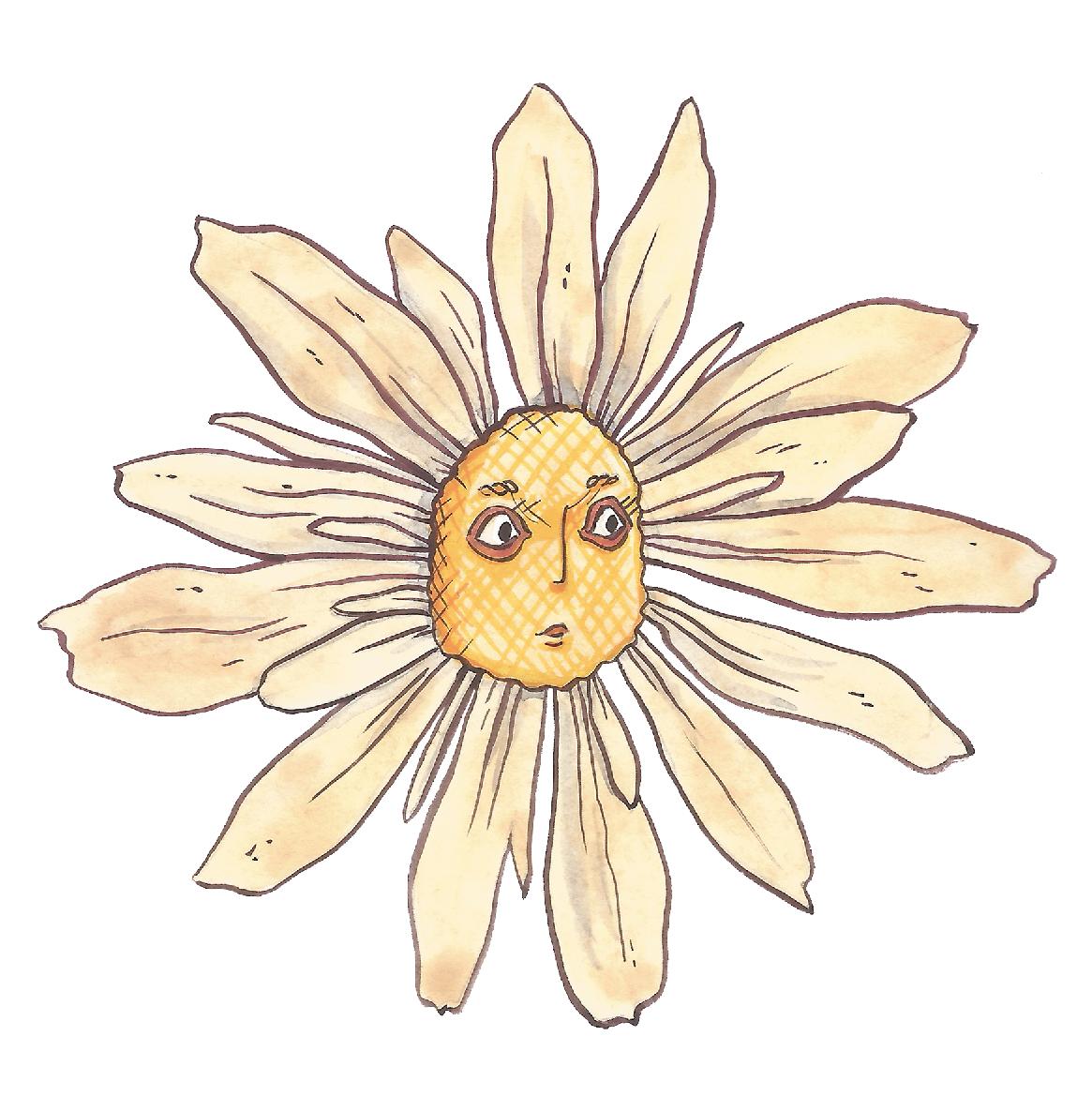 Faceflower