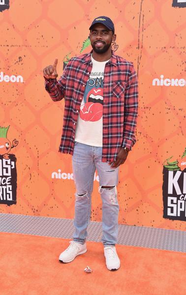 Kyrie Irving_Kids Sports Choice Awards 2