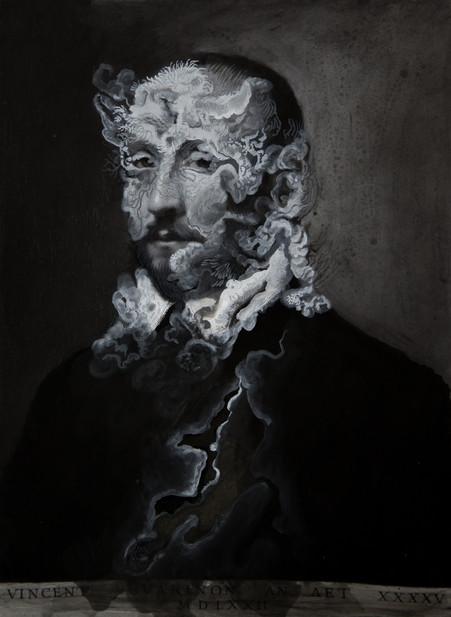 Cristalllisation (Portrait de Vincenzo Guarignoni)