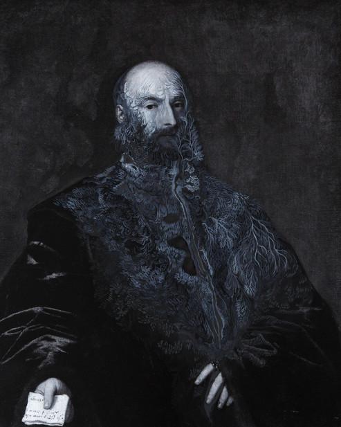 Cristallisation (Portrait of Giacomo di Andrea Dolfin)