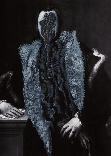 Cristallisation, (portrait de Febo da Brescia)