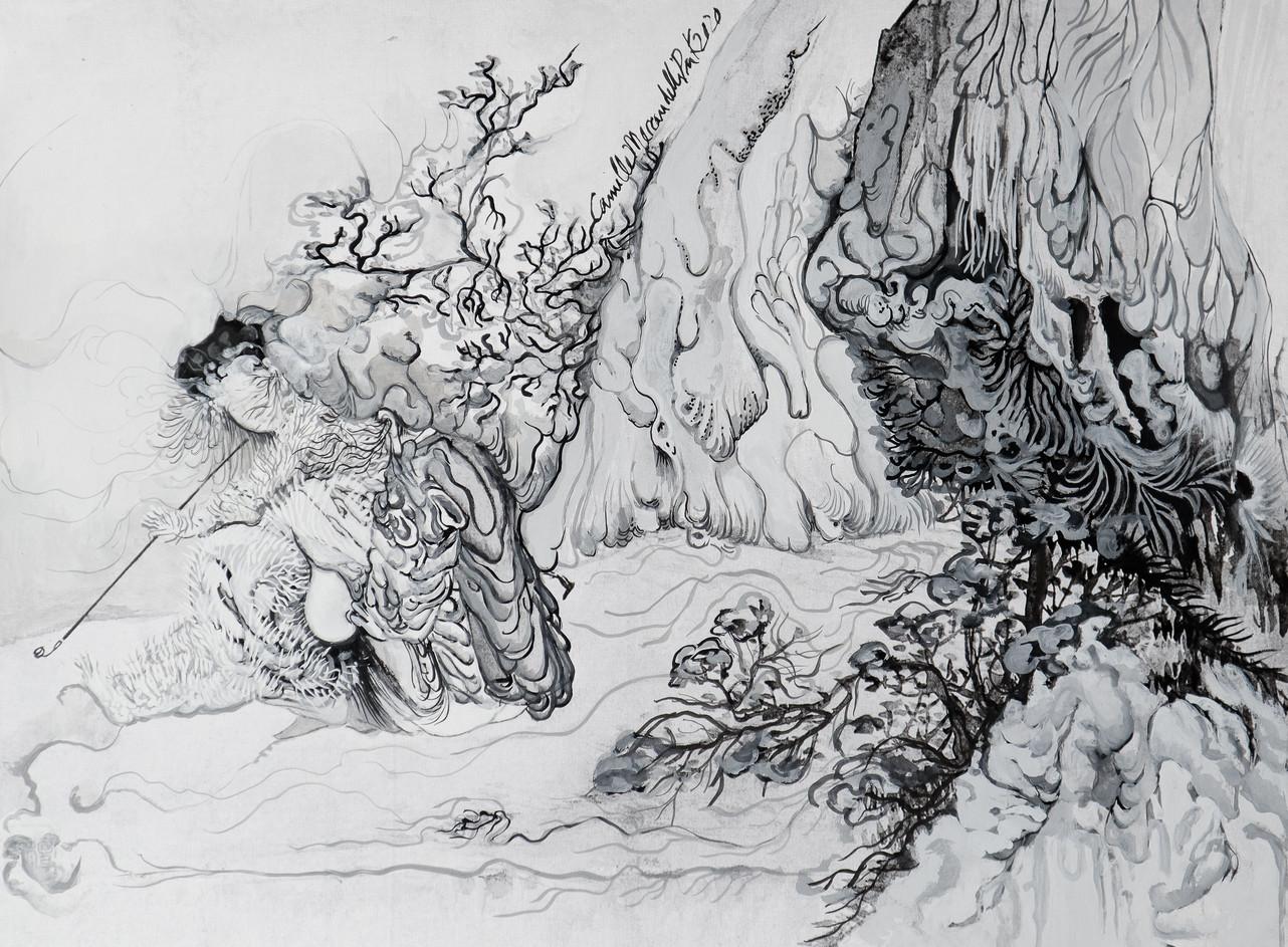Cristallisation (album de peintures obscenes)