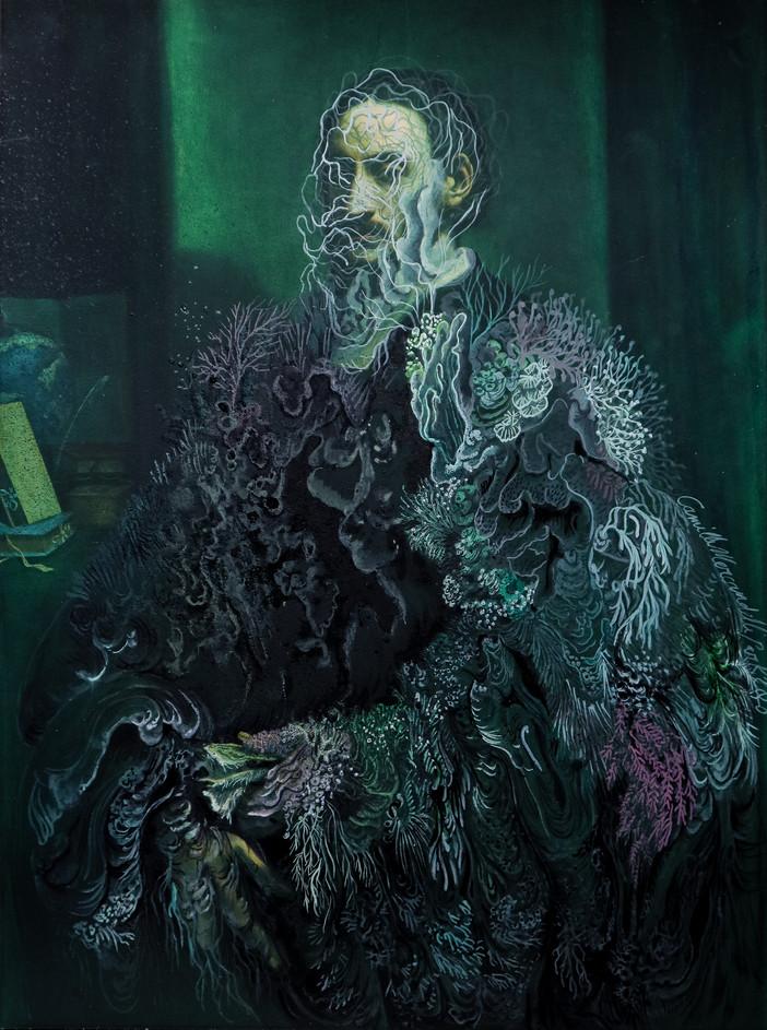Cristallisation (portrait d'un humaniste)