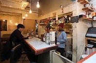 cafe bar 鐘の音