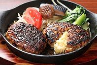 ステーキ&ハンバーグ ばつぐん