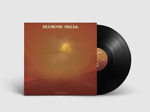 """DIAMOND SKULL  - 'Sleepless' -12"""" Limited Edition"""